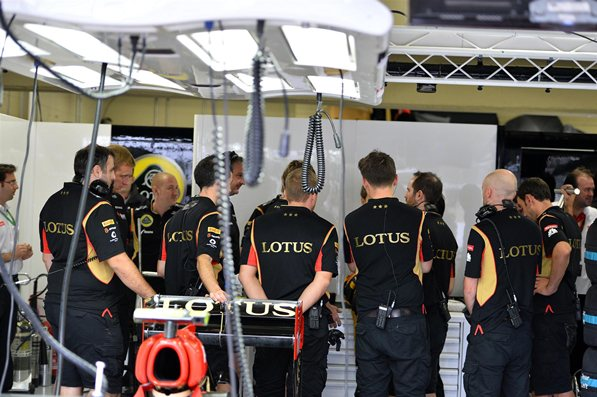 lotus meeting