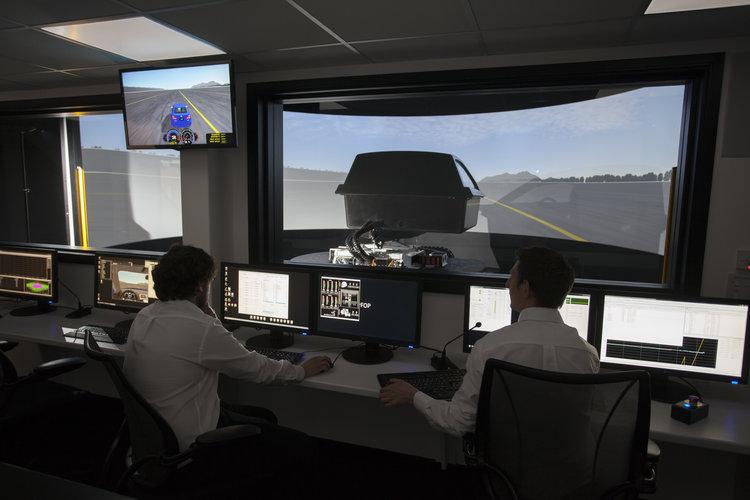 Race Car Simulation